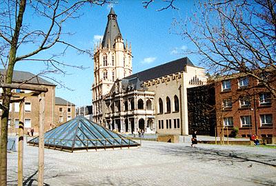 Köln: Altes Ratha...