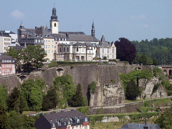 Luxembourg Luxemburg Stadt Grossherzogtum Luxembourg